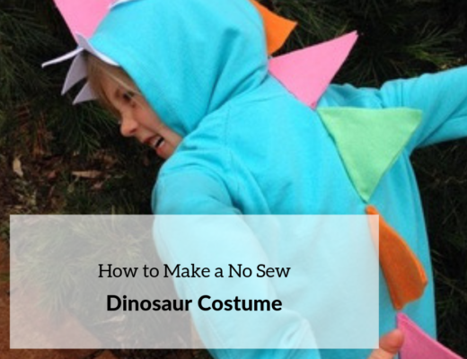 Easy DIY costume for kids