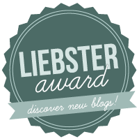 Liebster Award Forty Up