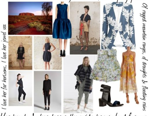 australian fashion designers and labels