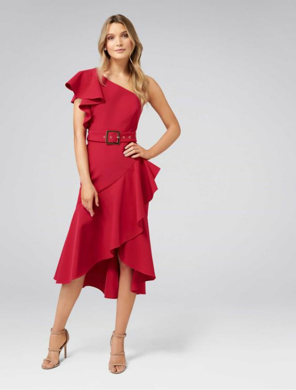 Red Cocktail Dress Australia