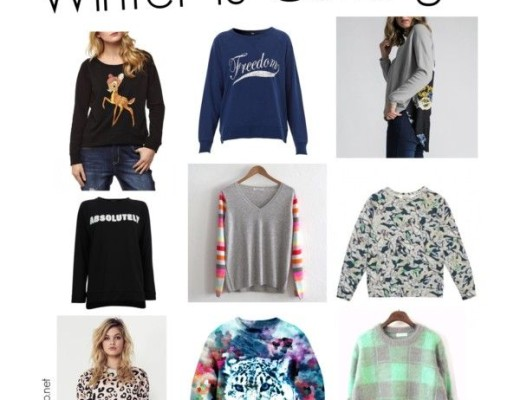 Jumpers & Winter Tops