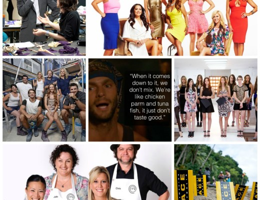 Reality TV shows Australia