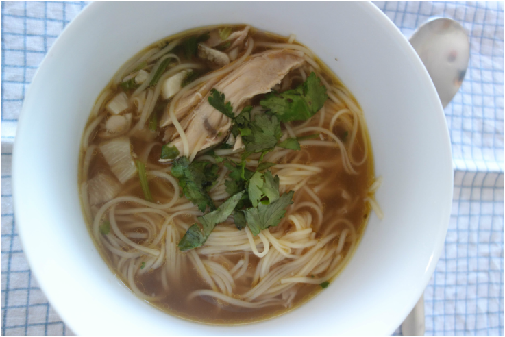 Winter Warmer Soup - Beat the Cold & Flu with Forty Up