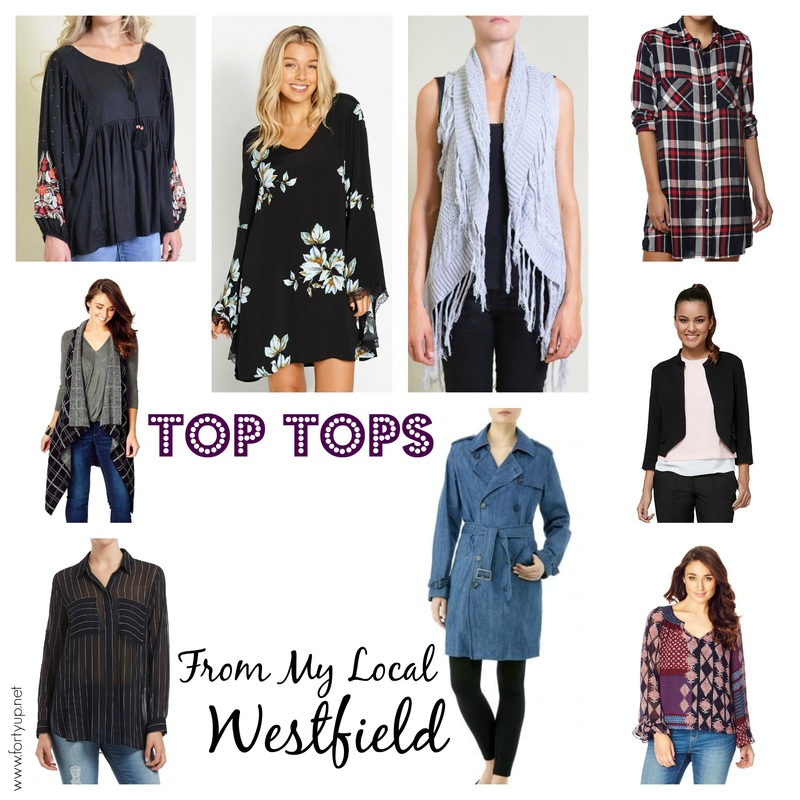 My tips for shopping at your local with Forty Up