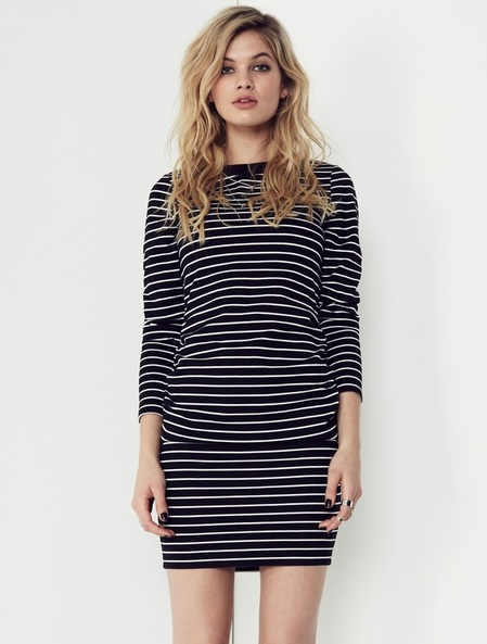 The got to have dress - Talulah Midi Stripe Dress with Forty Up