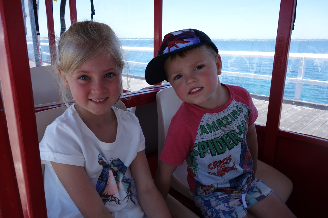 family friendly things to do in Busselton with Forty Up
