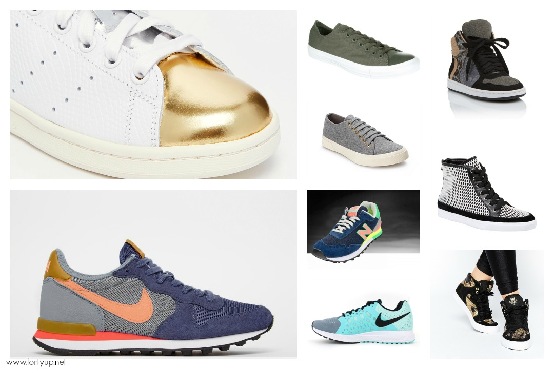 Best sneakers of 2015 Roundup with Forty Up