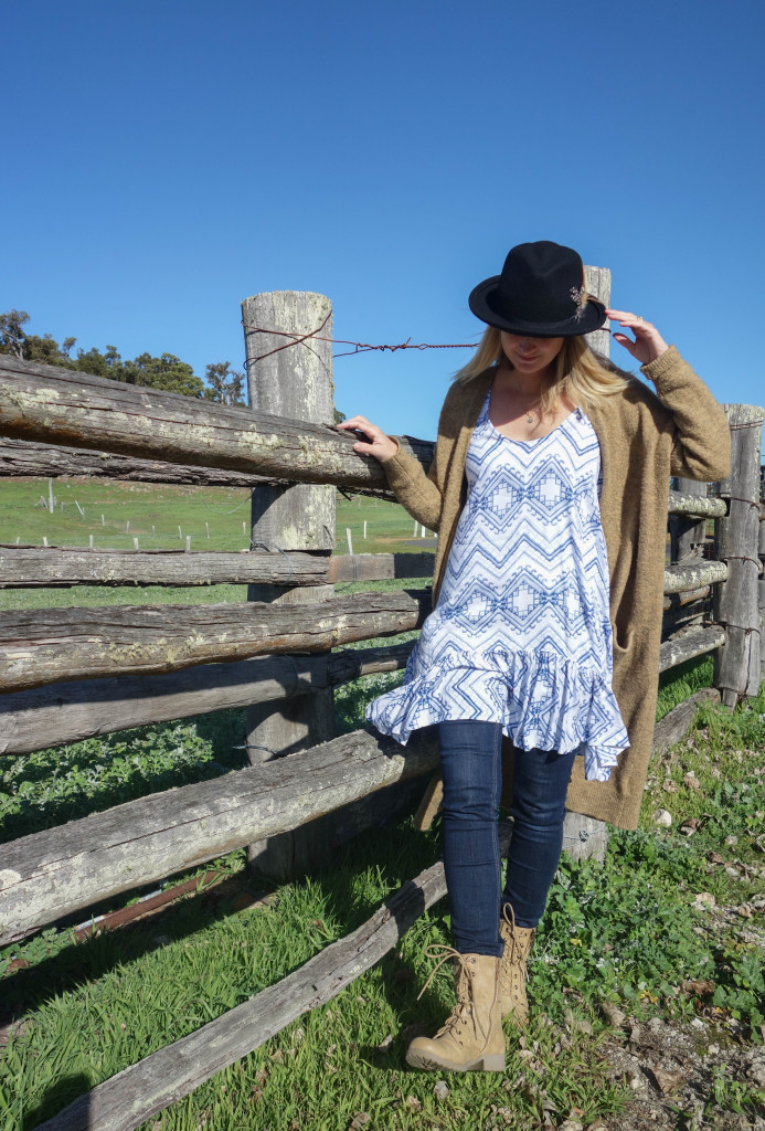 How to wear summer fashion in winter with Forty Up