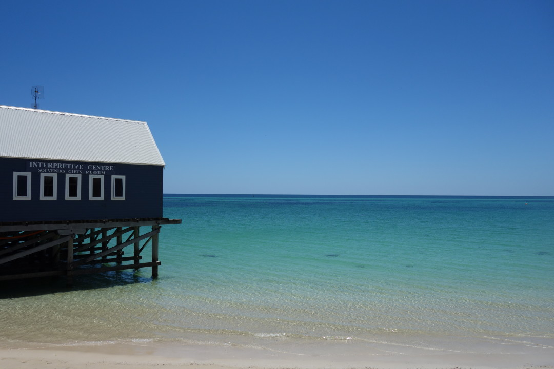 Busselton family friendly things to do - Busselton Interpretive Centre with Forty Up