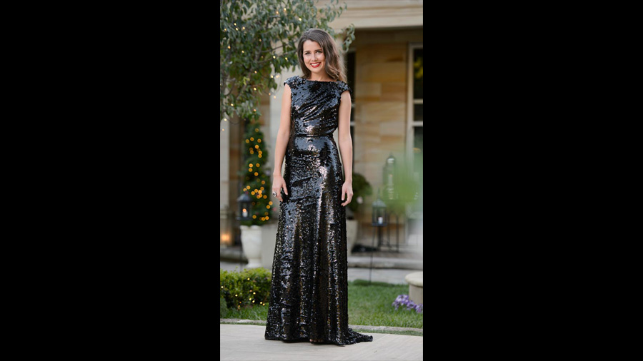 The top 5 best dressed the Bachelor Australia 2015 Heather - with Forty Up