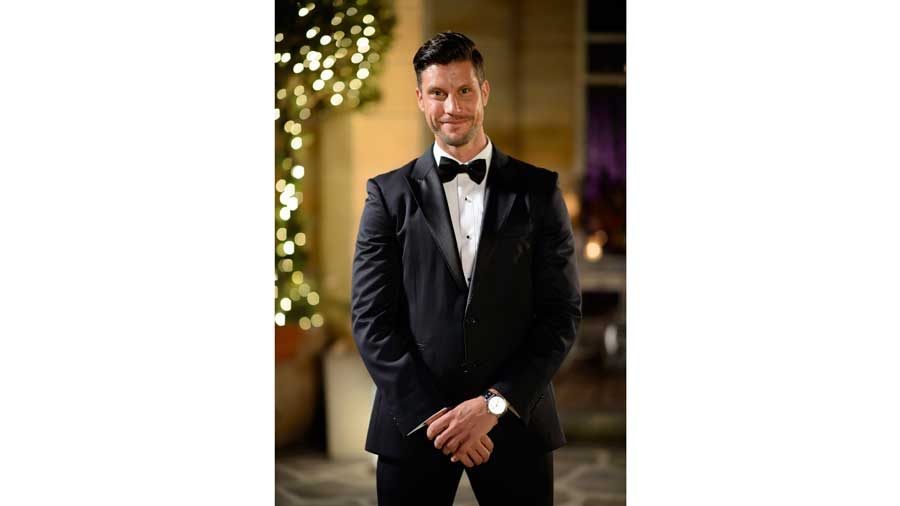 The top 5 best dressed the Bachelor Australia 2015 - Sam - with Forty Up