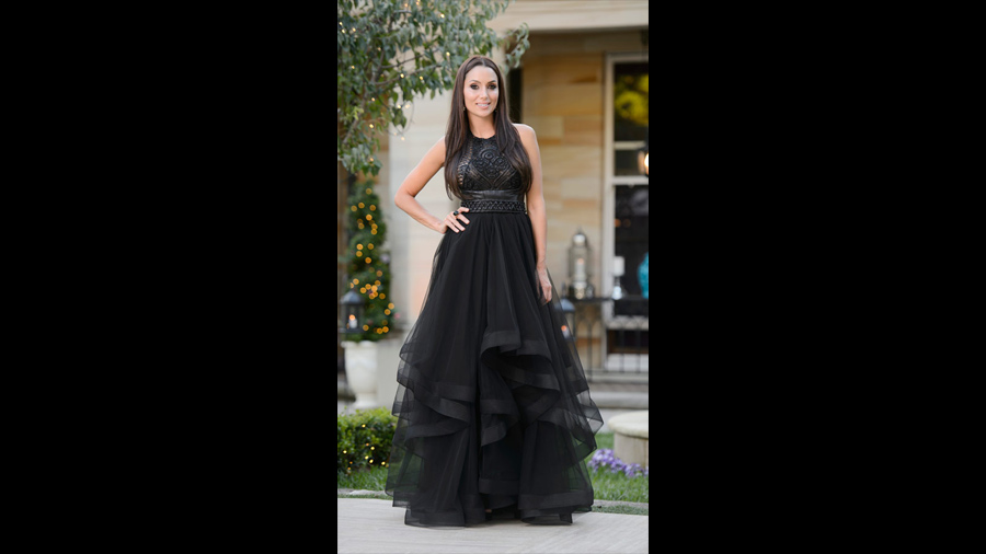 The top 5 best dressed the Bachelor Australia 2015 - Snezana with Forty Up