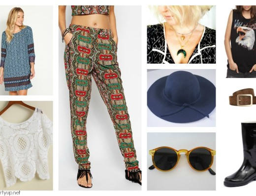 Key Boho Looks Under $60