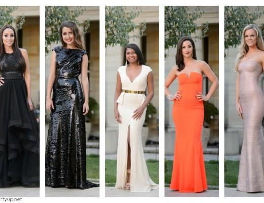 Bachelor Fashion Week 1