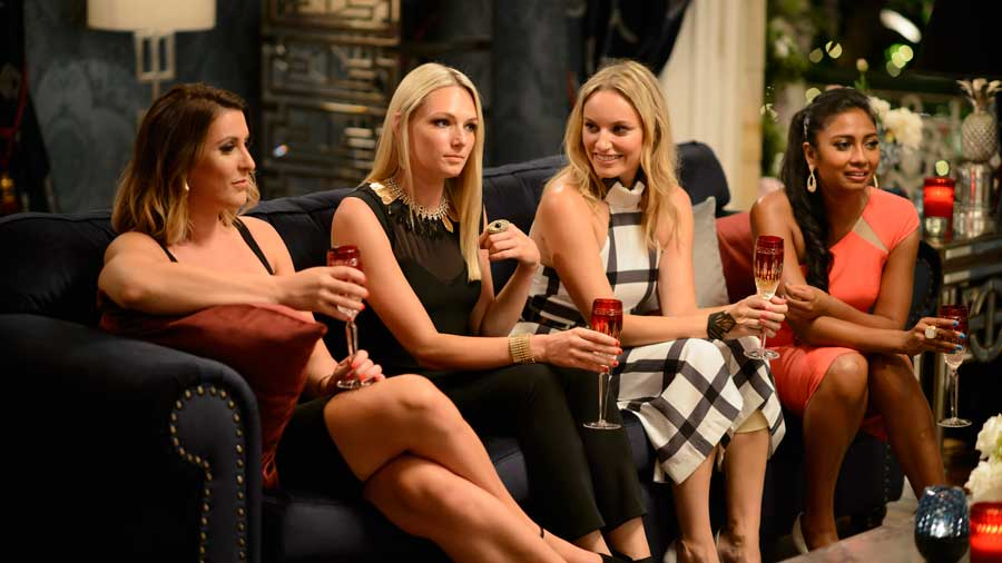The Bachelor Fashion Australia 2015 with Forty Up
