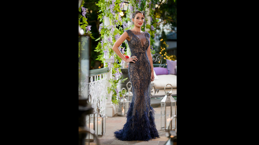 Snezana The Bachelor Fashion Australia with Forty Up