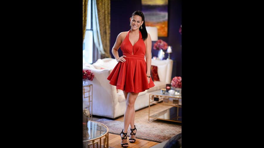 The Bachelor Nina