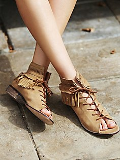Free People Firefly Lace Up Sandal