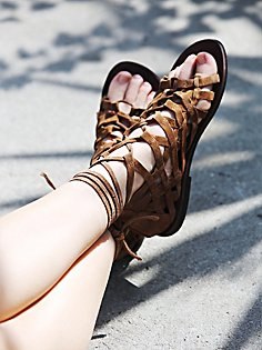 Free People Great Length Sandals