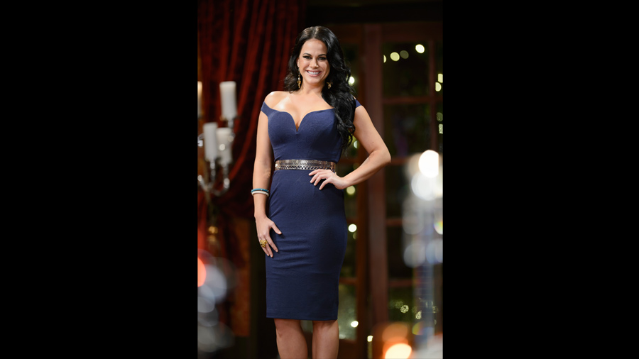 The Bachelor Australia Nina