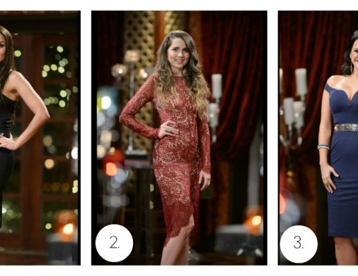 The Bachelor Australia Best Dresses