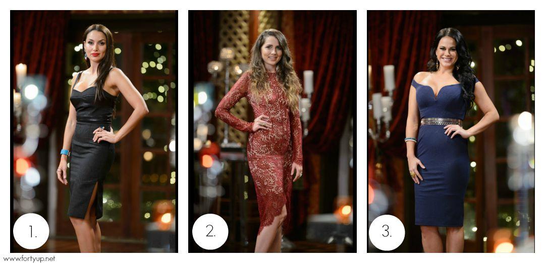 The Bachelor Australia Best Dresses