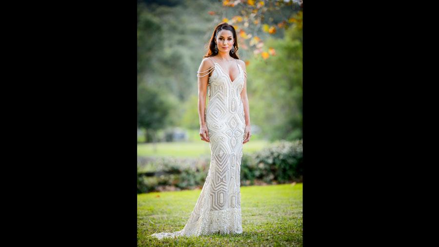 The Bachelor Australia Finale Snez Dress