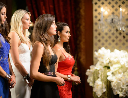 The Bachelor Australia Rose Ceremony