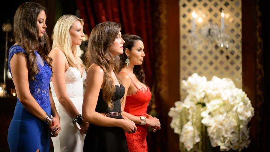 The Bachelor Australia Rose Ceremony
