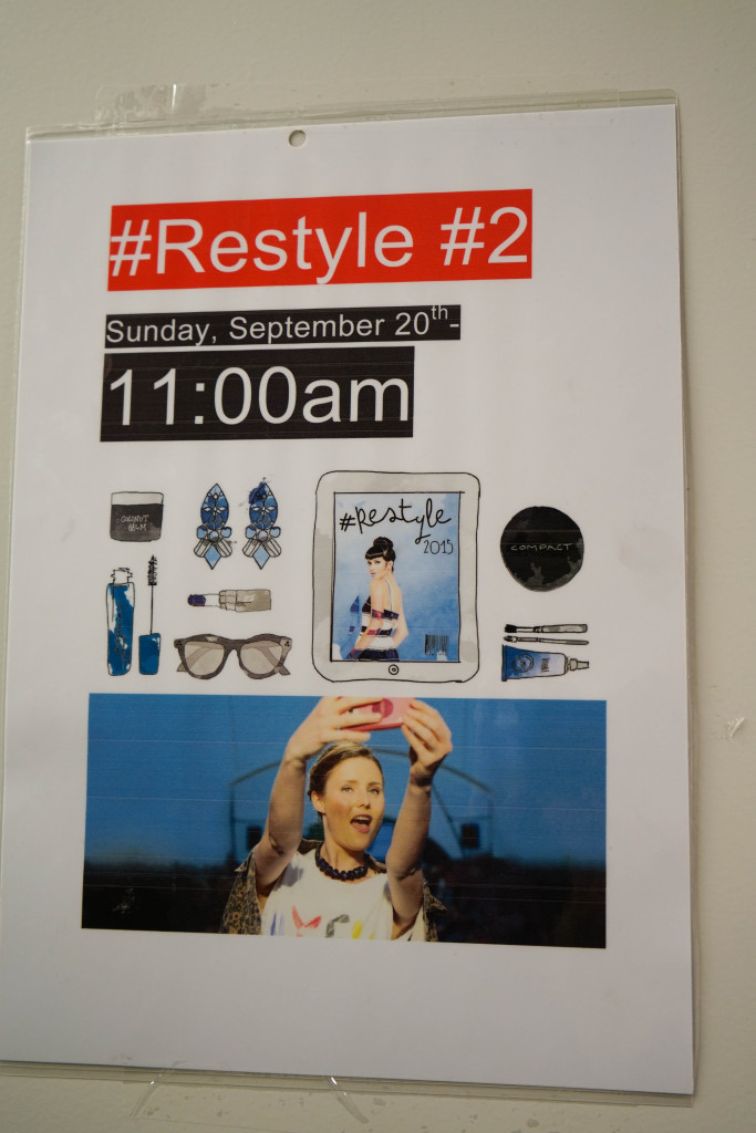 Restyle Runway 2015