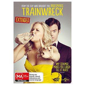 Trainwreck DVD