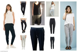 Pants for Travelling