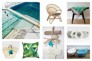 Coastal Inspired Home wares