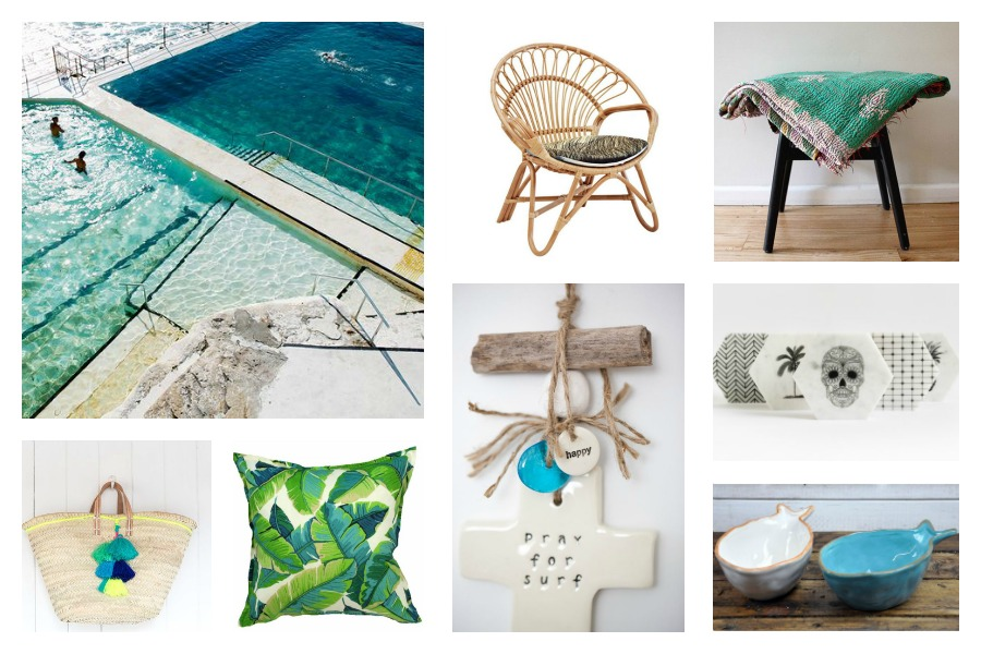 Coastal Inspired Home wares