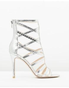 The Iconic Metallic Heels