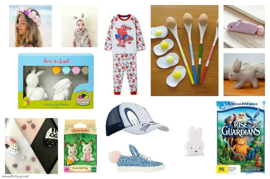 Gorgeous non chocolate easter gift ideas for little people forty up easter gifts negle Images