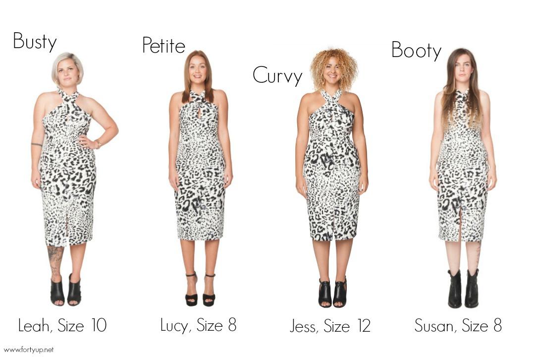 Pear shaped fashion tips