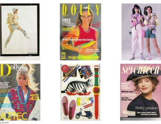 80s Magazines