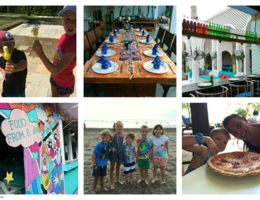 Where to Eat in Bali with Kids