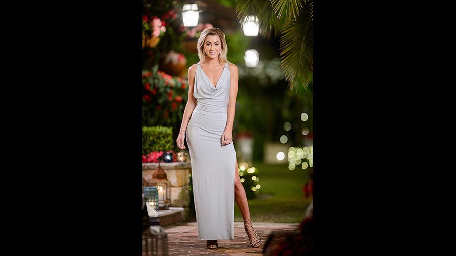 The Bachelor Dresses 2016