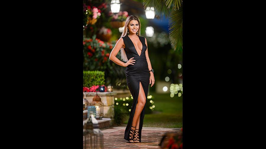 The Bachelor Australia Dresses