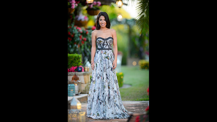 Dress The Bachelor Australia 2016