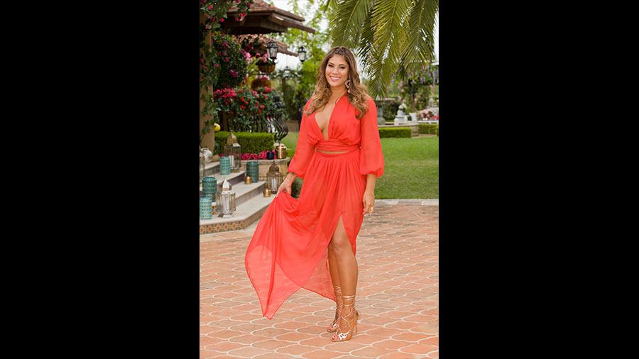 The Bachelor 2016 Dresses