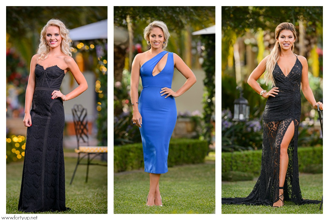 The Bachelor Australia 2016 Dresses