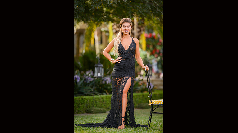 The Bachelor Australia Kiki Dress