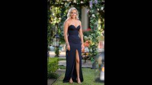 The Bachelor Nikki Dress
