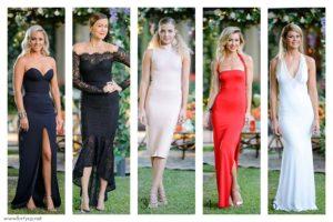 The Bachelor Dresses