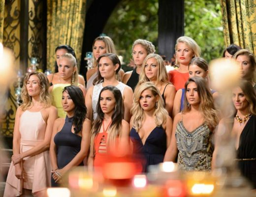 The Bachelorettes Rose Ceremony Group by Forty Up