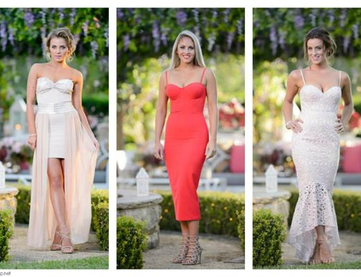The Bachelor Australia Best Dressed