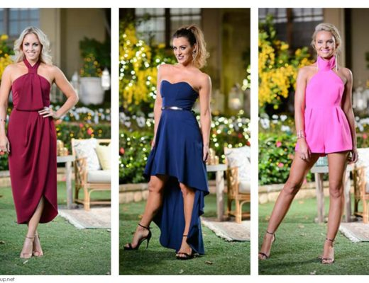 Dresses The Bachelor Australia